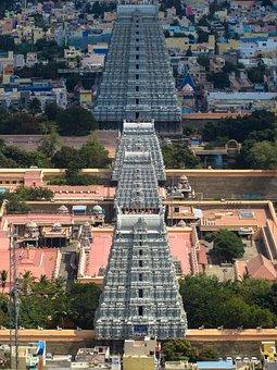 India, Temple, Shiva, Statue, Yoga, Religious, Art