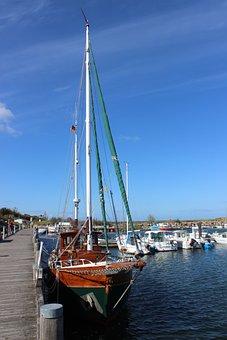 Marina, Kühlungsborn, Sailing Yacht, Baltic Sea