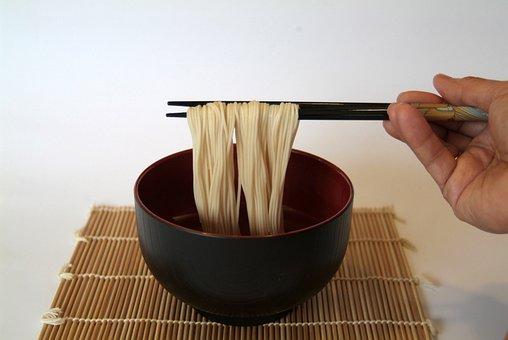 Japanese, Noodle, Healthy, Soup, Bowl