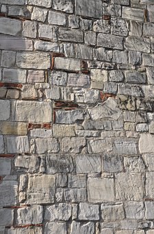 Old Wall, Stone, Architecture, Old, Wall, Building