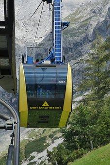 Seilbahn, Cableway, Cabrio, Austria