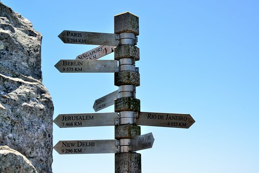 Directory, Cape Of Good Hope, South Africa