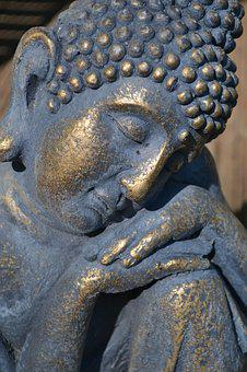 Buddha, Close Up, Meditation, Buddhism, Sculpture, Holy