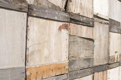 Coffin, Crates, Background, Storage, Tulip Bulbs