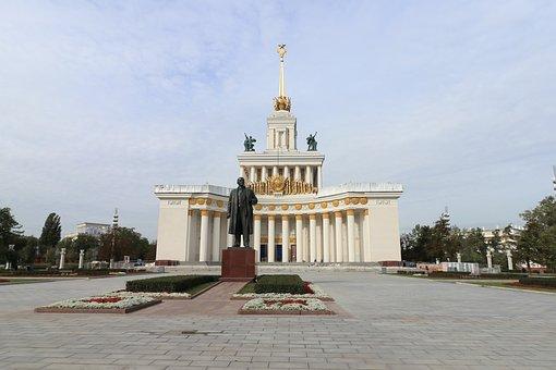 Enea, Lenin, Moscow, Ulyanov, Communism, The Ussr
