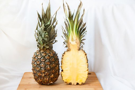 Pineapple, Fruit, Sweet, Vitamins, Delicious