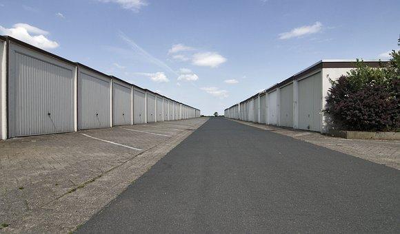 Garages, Garage Doors, Series, In The Escape
