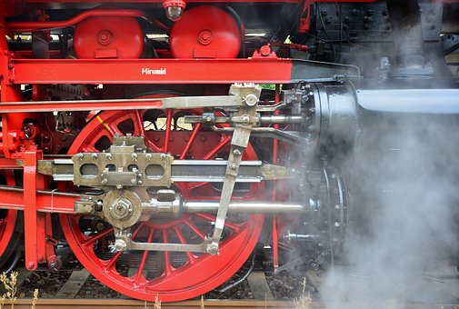 Steam, Steam Locomotive, Historically, Special Crossing