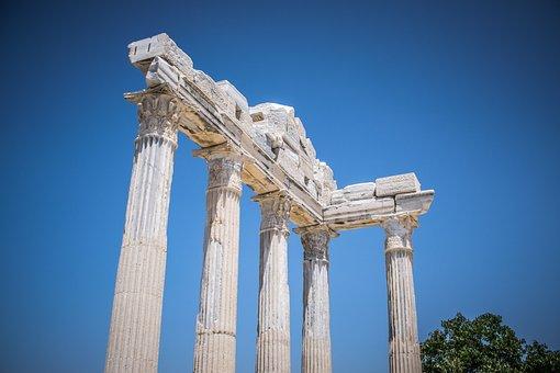 History, Turkey, Architecture, Historical, Antique