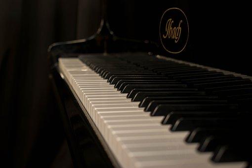 Piano, Music, Instrument, Musical Instrument, Sound