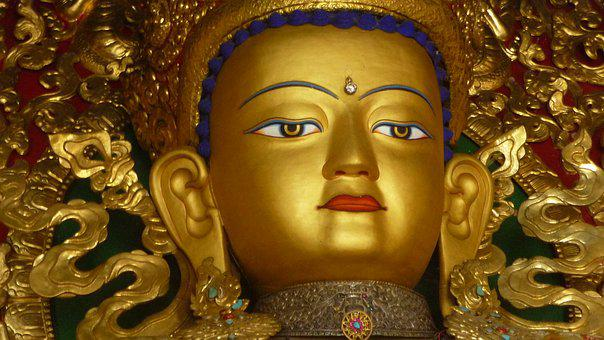 Buddha, Nepal, Kathmandu, Buddhism, Baudhanath