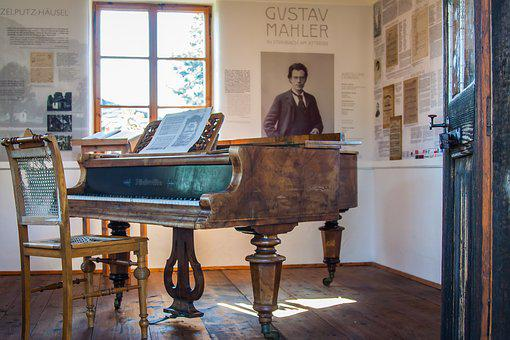 Wing, Piano, Keyboard Instrument, Piano Keys, Classic