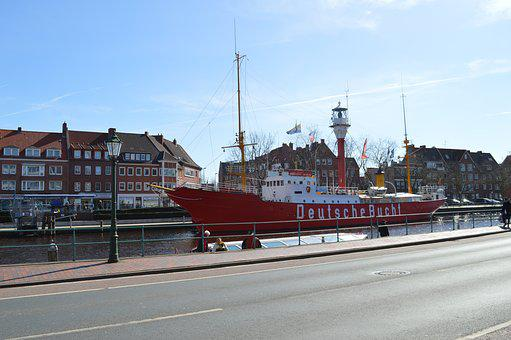 Ship, Port, Shipping, Museum, Lightship, Seafaring