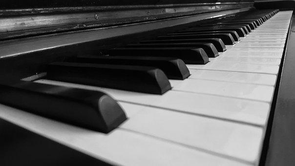 Piano, Music, Keys, Play, Keyboard, Tool