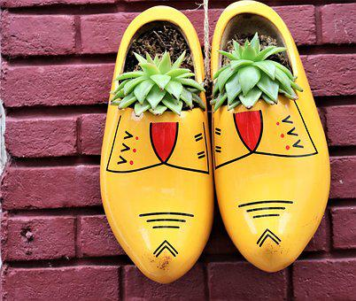 Wooden Shoes, Holland, Clogs, Netherlands