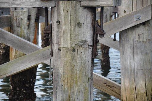 Wharf, Water, Pyrmont, Calm, Marine, Jetty, Pier, Sea