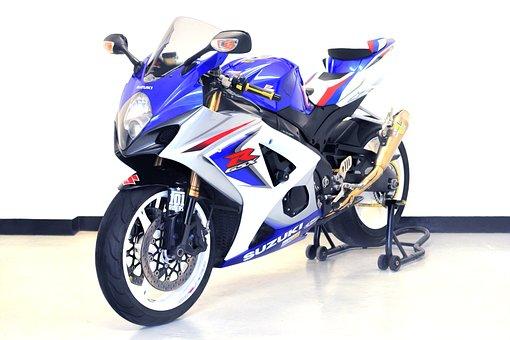 Suzuki, Rider, Race
