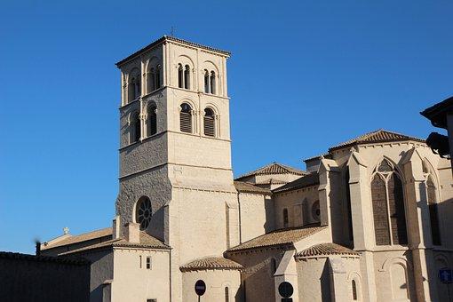 Belleville Sur Saône, Abbey, Historical Monument, Rhône