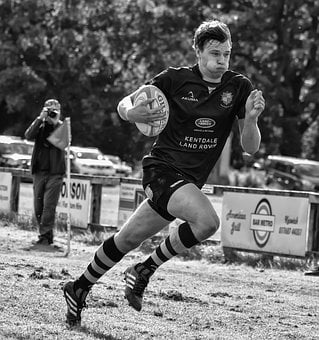 Running, Rugby Union, Rugby Sport, Sport Rugby, Winger