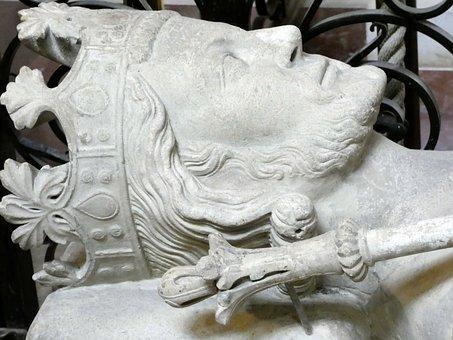 St-denis, St Denis, Basilica, Tomb, Recumbent