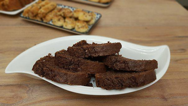 Chocolate Cake, Cake, Guest, Tea Time, Delicious, Sweet