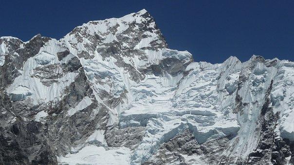 Nupse, Nepal, Khumbu, Himalaya, Trekking, Everest, Trek
