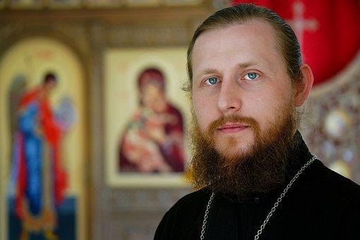 Priest, Temple, Icon, Icons, Vera, Religion, Prayer