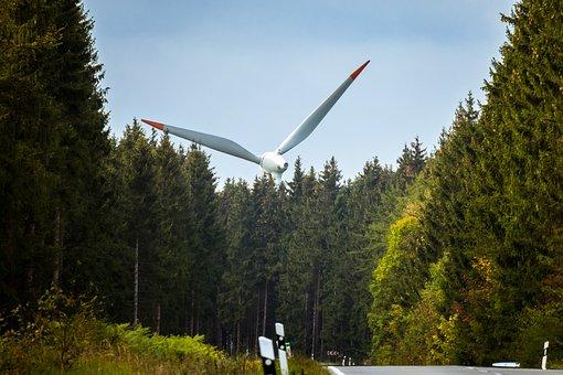 Pinwheel, Energy, Wind Power, Environment