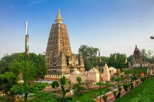 Buddha, Wat, Architecture, Religion, Thailand, Buddhism