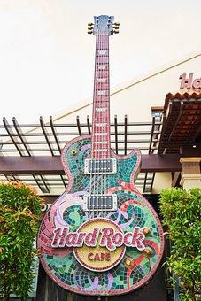 Hard Rock Cafe, Restaurant, Malaysia, Bar