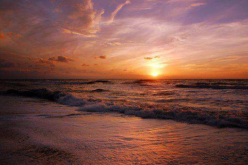 Sun, Beach, Summer, Ocean, Sea, Water, Sand, Vacations