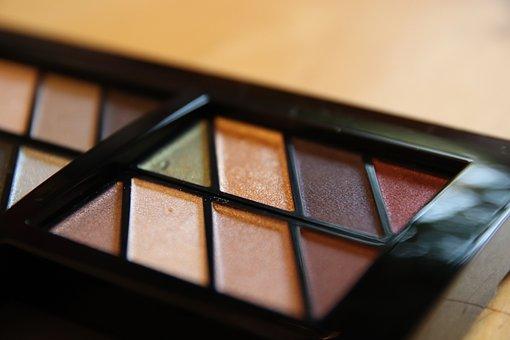 Makeup, Eye Shadow, Beauty, Cosmetics, Woman, Beautiful