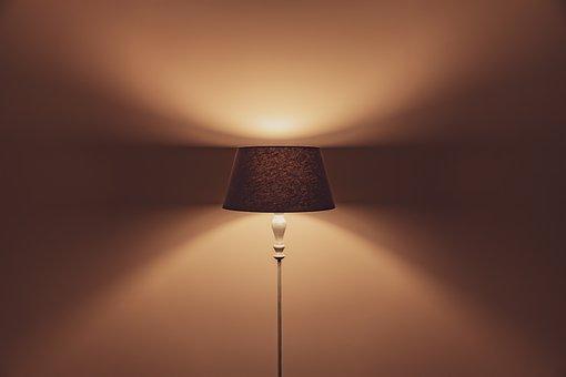 Lamp, Light, Room, Shadow, Lighting, Brand, Electricity
