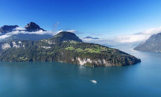 Lake Lucerne Region, Selisberg, Brandegg