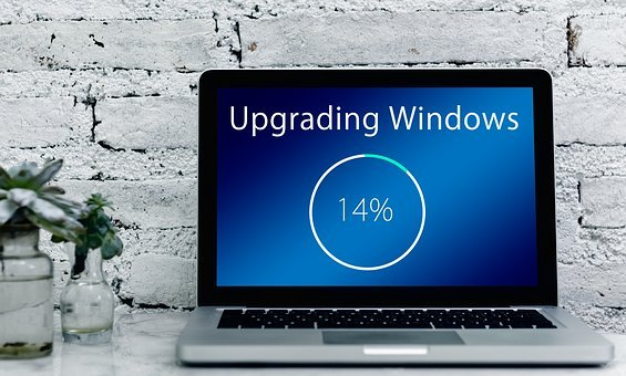 Upgrade, Windows, Laptop, Operating System, Crash