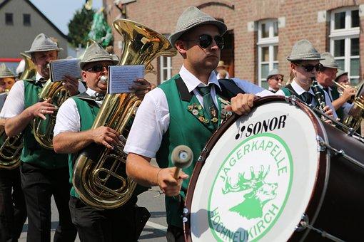 Music Club, Drum, Schützenfest