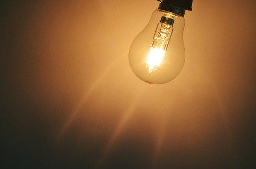 Light, Bulb, Energy, Lighting, Inspiration, Technology