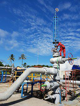Geothermal, Geothermal Well, Geothermal Power Plant