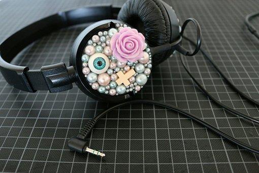 Headphones, Visualkei, Japanese Fashion, Harajuku
