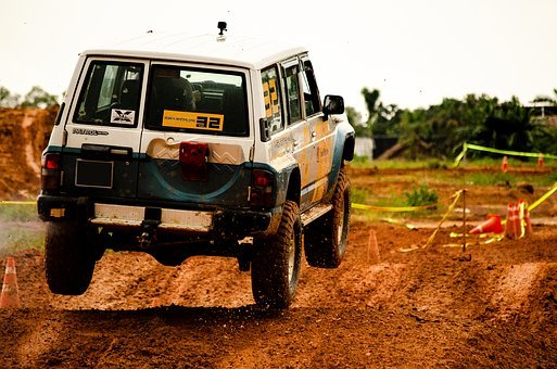 Pickup Truck, Racing, 4x4, Off-roading, Sand, Nissan