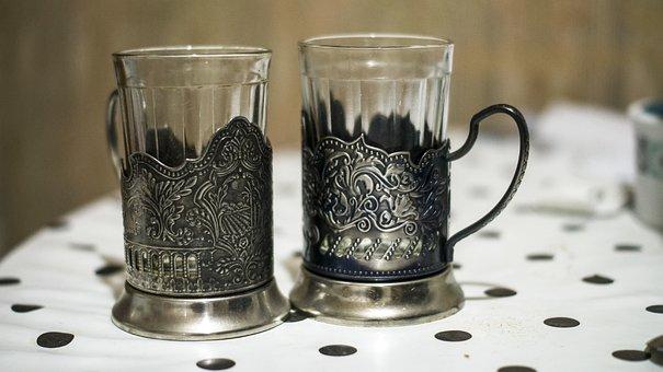 Retro, The Soviet Union, Tea, Teaspoon