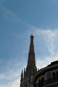 Vienna, Facades, Architecture, Building, Window