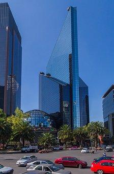 Bolsa Mexicana De Valores, Architecture, Sky, City