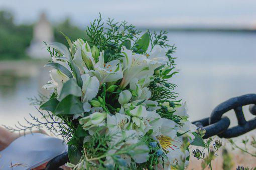 Flowers, Bouquet, Nature