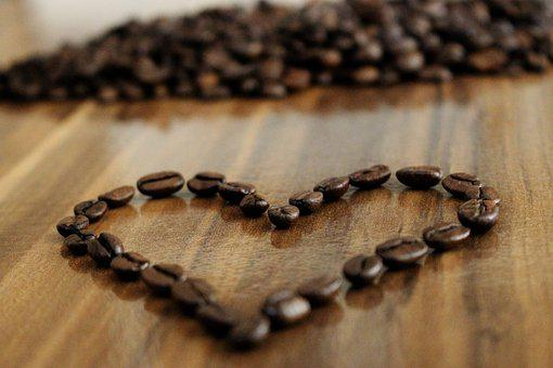 Coffee, Beans, Coffee Beans, Cafe, Roasted, Brown