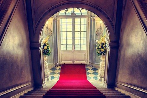 Input, Foyer, The Entrance Foyer, Emergence, Stairs
