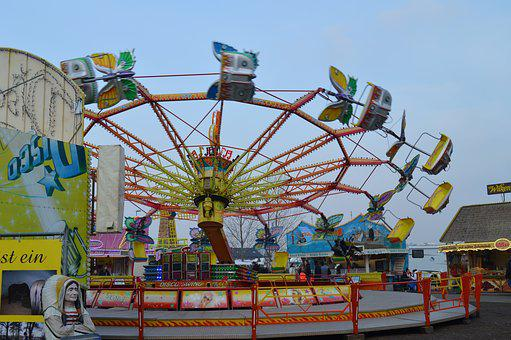 Carousel, Photography, Fair, Fairground, Entertainment