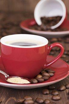 Coffee, Cup, Espresso, Coffee Beans, Café, Caffeine
