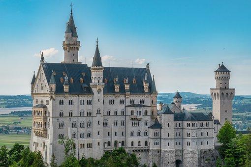 Kristin, Fairy Castle, Castle, Architecture, Allgäu