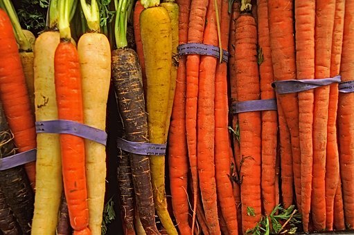 Carrot, Carrots, Produce, Usa, Food, Vegetables